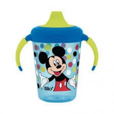 Caneca Antivazamento Disney - Mickey Mouse - 207ml - Lillo