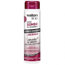 Condicionador Salon Line SOS Bomba Liberado 300ml