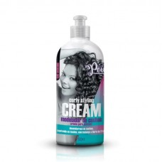 Creme de Pentear Modelador de cachos Curly Styling Cream 500ml Soul Power