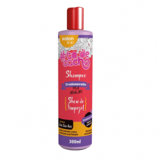Shampoo Tratamento Salon Line Pra Abalar Show de Limpeza! 300ml